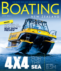 Boating Magazine features Nauti-Craft