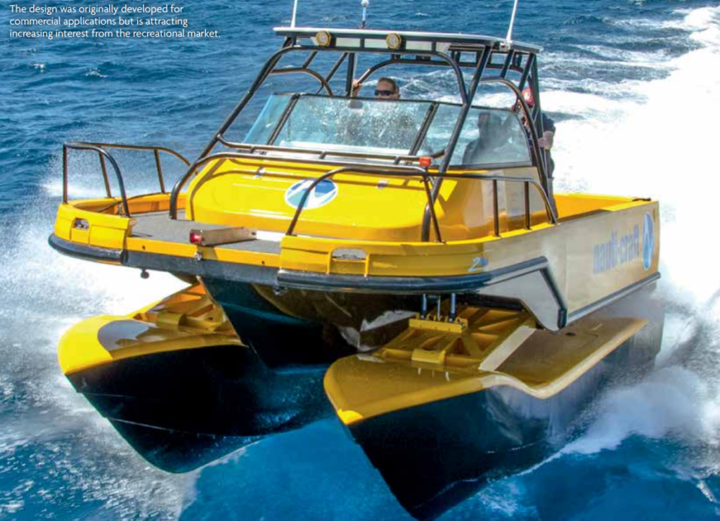 4x4 for the Sea: Nauti-Craft features in Boating NZ Magazine