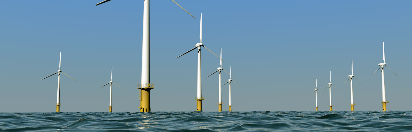 Nauti-Craft provides solutions to the wind farm industry.