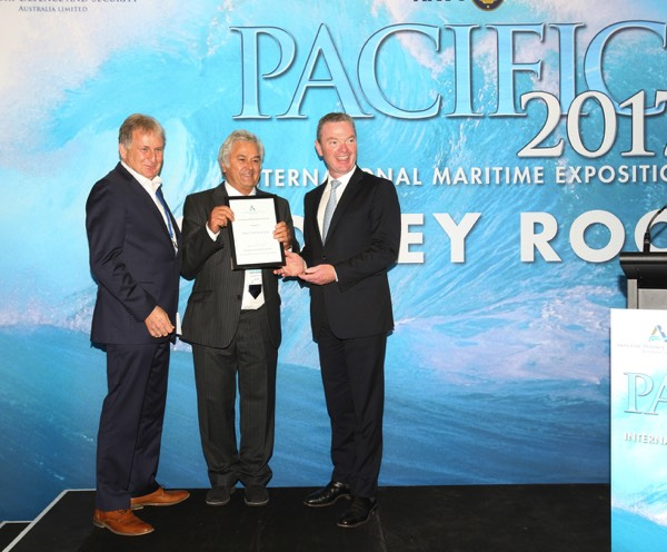 Nauti-Craft Wins Maritime Australia Industry Innovation Award